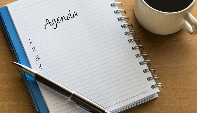 agenda - Una agenda laboral… ¿por qué?