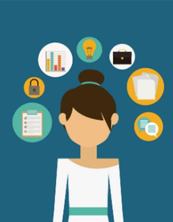 retos de las mujeres emprendedoras - 10 RETOS DE LAS MUJERES EMPRENDEDORAS