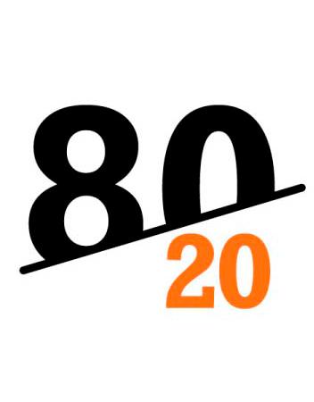 Ley de pareto - La Ley de Pareto o Regla del 80/20 en la gestión empresarial.